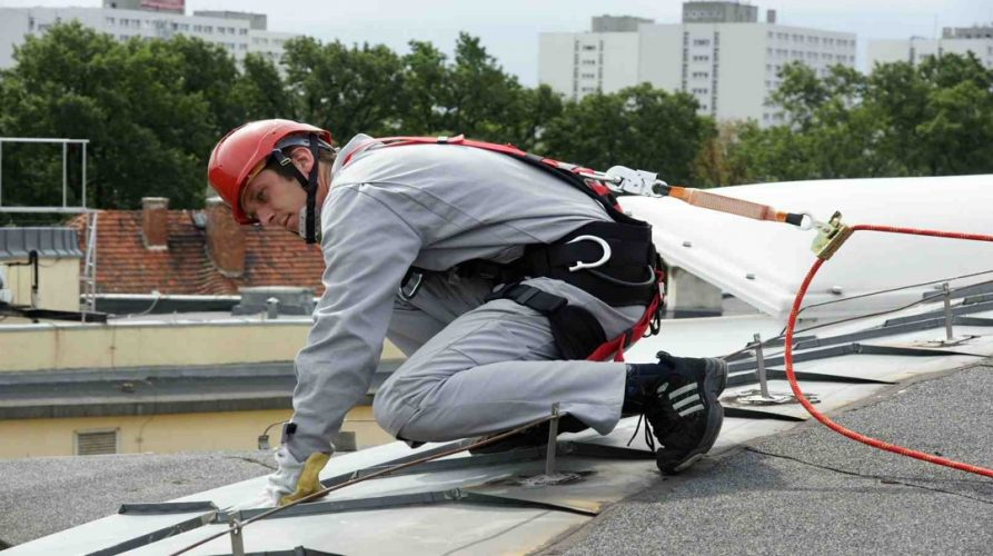 5 Tips on Fall Protection